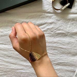 Jewelry - Gold Hand Jewelry